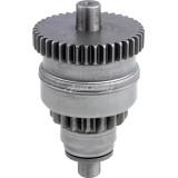Electrical SMU5003 Starter Drive Bendix Compatible With/Replacement For Polaris ATV 2&4 Stroke Engine 200 250 300 335 400 500 Sportsman Scrambler Ranger ZN0751 220-54002 220-54005 SM1329850 54-8505