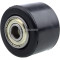 Black 8mm or 10mm Chain Roller Slider Tensioner Wheel Guide For 50-300cc Pit Dirt Mini Bike ATV Quad 4 Wheel Motorcycle