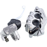 Front Brake Caliper Master Cylinder W/Pads Fits Honda CR125R 250R /CRF150F 230F 250R 250X 450R/ XR250R 400R 600R 650L 650R