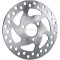 Inside Diameter 26mm Diameter 120mm Brake Disc Rotor For 2 Stroke 47cc 49cc Electric Gas Scooter Pocket Bike Mini Dirt Kids ATV Quad 4 Wheeler