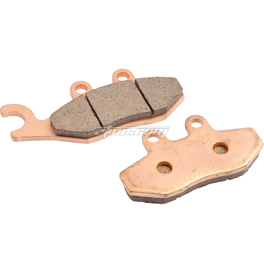 Sixity Organic Brake Pads  FA447 Rear Replacement Kit Full Complete vr
