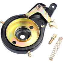 Rear Brake Drum Assembly for Mini Gas Electric Scooter M BK13 24V 36V Motorcycle