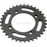 420/428 76mm 37 Tooth Rear Chain Sprocket For Chinese pit pro bike trail dirt thumpstar Apollo KLX BBR CRF50 CRF70 XR50 70cc 90cc 110cc 125cc 140cc 160cc