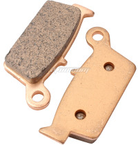 Rear Severe Duty Sintered Metal Brake Pads For Honda CR125/CR250/CR500 RH/RJ/RK/RL/RM/RN/RP/RR/RS/RT/RV/RW/RX/RY/R1 1987-2001 - FA13