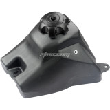 Gas Fuel Tank With Fuel Gas Cap for Petcock XR SSR Honda Crf50 Xr50 50/70/110/125cc Dirt Pit Bike Motorcycle