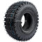 3.00-4 Tires with Inner Tube For Garden Rototiller Snow Blower Mowers Hand Truck Wheelbarrow Go kart Kid ATV Generators Yard Trailers