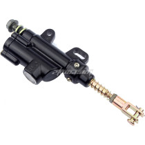 Rear Brake Master Cylinder Pump With spring For 50-250CC Dirt Pit Bike ATV Buggy Quad 4 Wheel Motorcycle