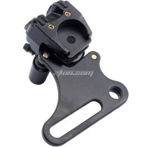 15MM Rear Brake Caliper With Bracket For Chinese Made 50cc 70cc 90cc 110cc 125cc 140cc 150cc 160cc 170cc 180cc 190cc Pit Motor Dirt Bike Motorcycle