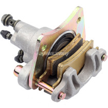 Rear Brake Caliper With Pads For Polaris Sportsman 400 450 500 600 700 800 Replace Part Number 1911075 1911478 ATV Motorcycle