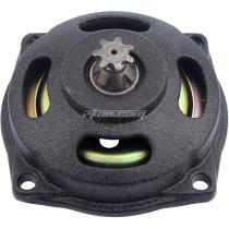 25H 7 Tooth 2 Stroke Clutch Drum Gear Box For 47cc 49cc Engine Pocket Bike Mini Moto Mini Kids ATV 4 Wheeler Buggy Go Kart