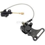 15MM Hydraulic Rear Disc Brake Caliper System Pad 110 125cc 140cc PIT PRO Dirt Bike SDG SSR 107 110 125 I BK12 Motorcycle Parts