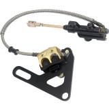 15MM Rear Hydraulic Brake Cylinder Caliper For 50CC-110CC XR50 CRF50 Dirt Pit Bike Motorcycle Parts