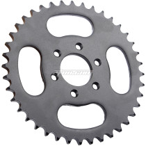 40 Tooth Rear Sprocket 6 holes for 428 Chain CG 150CC 250cc ATV Quad Buggy 4 Wheel Motorcycle Parts