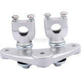 Upper Stock Suspension Assembly With Handlebar Riser Mount Clamps For Honda XR50 CRF50 XR 50CC 70CC 90CC 110CC Pit Dirt Bike Motorcycle