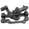 F180/R160 Universal Electric Bicycle Mountain Bike Mechanical Disc Brake Calipers Line Disc Front and Rear Clamp