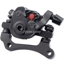 Disc Caliper Aluminium Alloy Front Disc Brake Assembly For Mountain Bike 8 Inch/10 Inch Electric Scooter Bicycle Motorcycle Parts