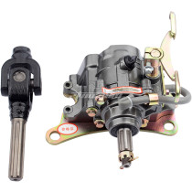 Manual Reduction Reverse Gearbox With Transmission Shaft For CG 125cc 150cc 200cc 300cc Engine Quad ATV Dune Buggy Tricycle Motorcycle