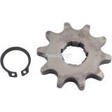 530 10/12/13/14/15/16/17/18/19/20/21 Tooth Front Engine Sprocket 20mm For 150CC 170CC 200CC 250CC Pit Dirt Bike Quad TaoTao Roketa Sunl Motorcycle Universal