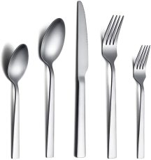 30-Piece Mat Cutlery Set, Service for 6 People