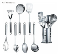 8-piece Stainless steel kitchen utensils set