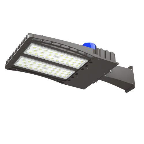 LED Street Area Light 150W Shoebox Outdoor Parking Lot Pole Light with Photocell