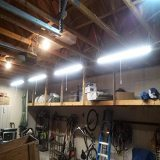 4 foot linear strip light