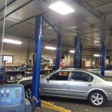 garage high bay LED lighting antlux