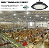 AntLux UFO High Bay LED Lighting, 150W (600W HID/HPS Replacement), 19500LM, 5000K Daylight White, IP65 Waterproof, Warehouse Lights, Commercial Workshop 150 Watts LED High Bay Light Fixtures