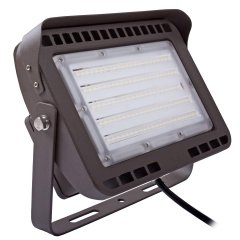 AntLux 100W LED Flood Lights Outdoor, 12600LM, 5000K Daylight White, Super Bright LED Floodlight, IP66 Waterproof Arena Perimeter and Security Lighting Fixture for Yard, Garden, Garage, Court