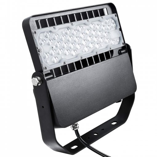 AntLux LED Flood Light 100W, Super Bright Stadium Lights, Outdoor Parking Lot Shoebox Arena Garden Security Lighting Fixture, (600W Equivalent), 12000LM, 5000K, IP66 Waterproof LED Floodlight