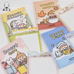 【3月下旬発送】ノートブック molinta B5