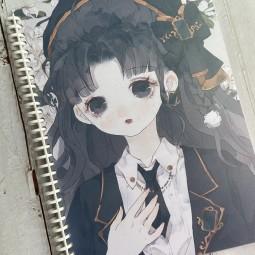 【nekozakka】シールノート pet 40ページ