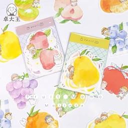 【4月下旬発送】メモ molinta 水果便签