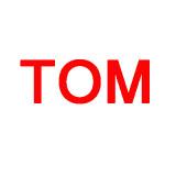 TOM Men's and women's swimwear