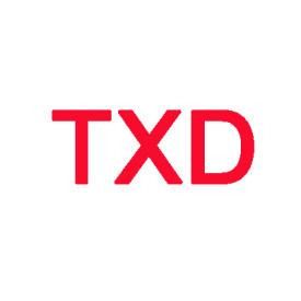 TXD Short sleeve women's T-shirt