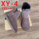 XY Women Autumn Winter Outdoor Sports Hiking Boots