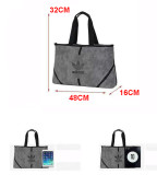 Leather Handbags Big Women Bag High Quality Casual Female Bags Trunk Tote Shoulder Bag Ladies
