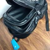 Women Backpack Nylon Casual School Bag for Teenager Girls Female Travel Bag Light Bagpack  Solid Zipper