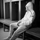 Men Sportswear Sets Running Sports Fitness Tracksuit Male Two Pieces Sweatshirt+Sweatpant Gym Clothing Trainingspak Mannen