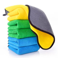 30x40cm 600gsm high density microfiber towel