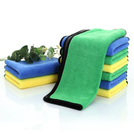 40x60cm 600gsm high density microfiber towel