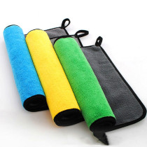 30x30cm800gsm high density microfiber towel