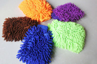15x32cm 50gram Chenille car washing mitt