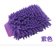 14x20cm 35gram Chenille car washing mitt