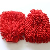 25x17cm 80gram Chenille car washing mitt