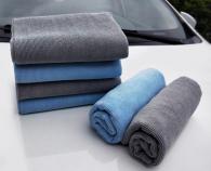 40x40 420gsm  Microfiber towel big pearl car clarning type
