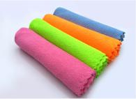 35x35cm 250gsm Microfiber towel