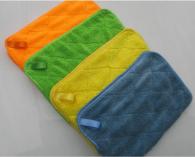 30*40cm 370gsm Microfiber Coral fleece towel