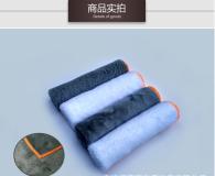 40x40cm 800gsm Microfiber Coral fleece towel