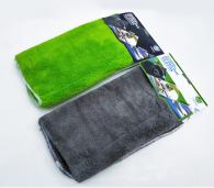 30*40cm 840gsm Microfiber Coral fleece towel